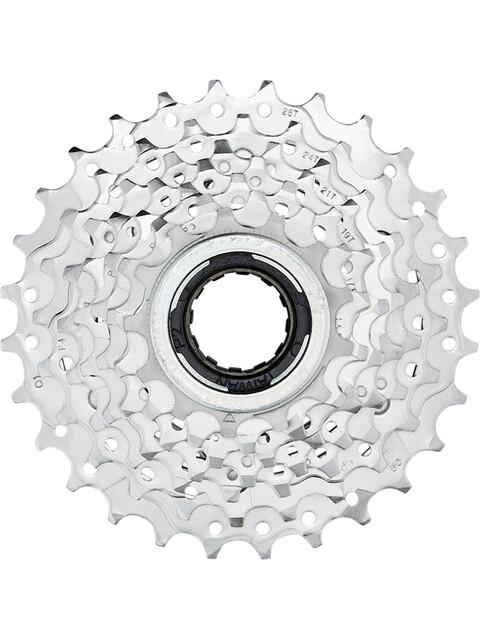 SunRace MFM30 Kassett 7-speed sølv